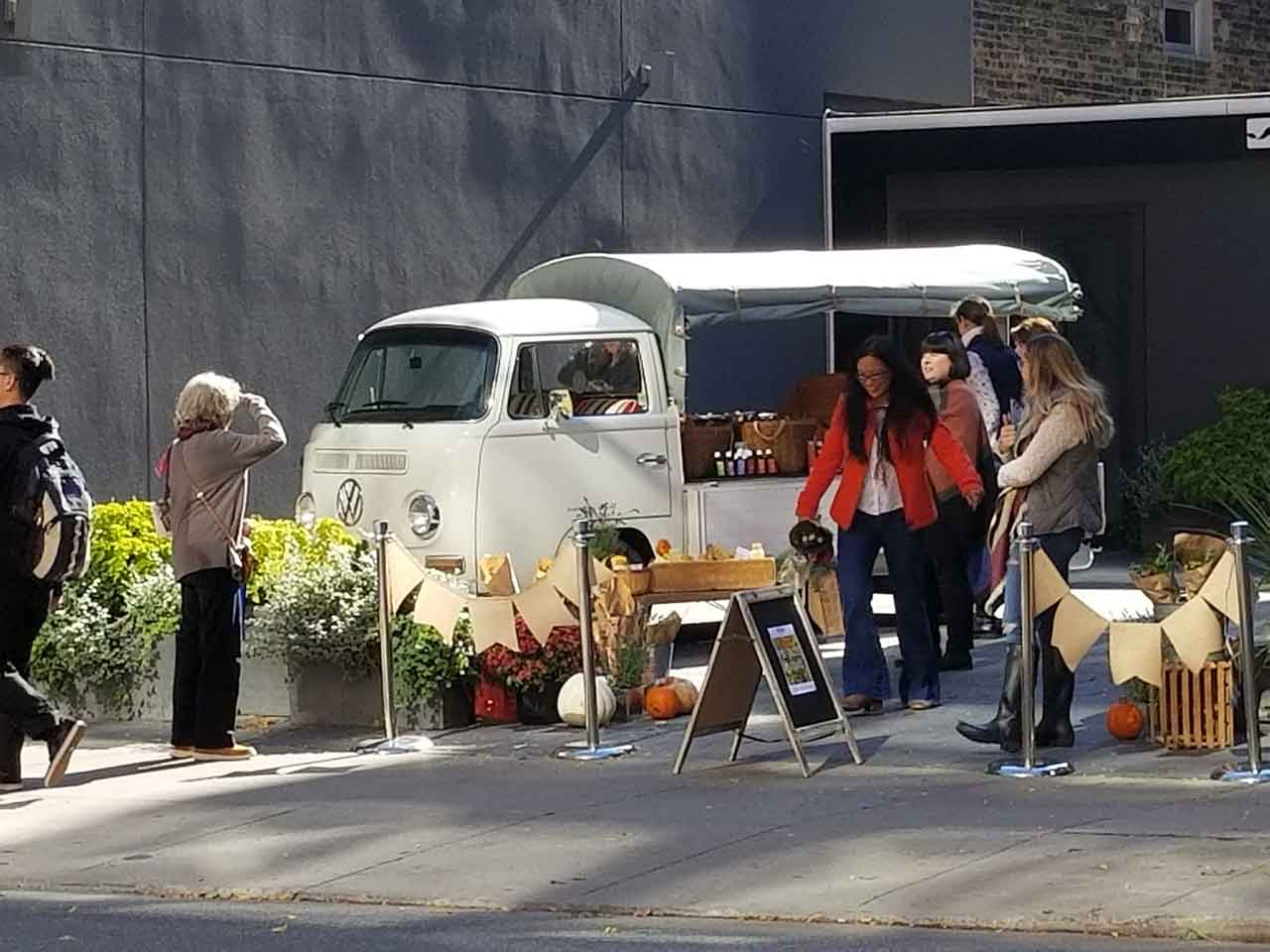 The Delicate Flower Truck Rental Photo