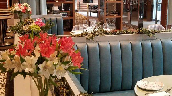 Restaurant Floral Arrangements
