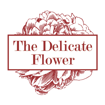 The Delicate Flower Logo